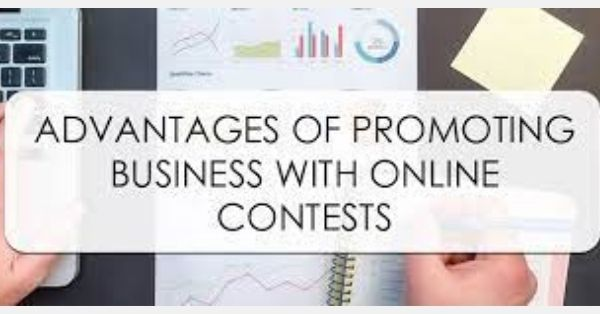 The advantages of promotions using online contests