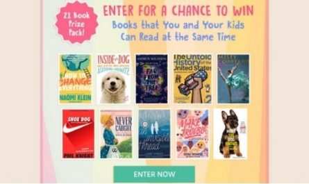 Simon Kids Young Readers Editions Sweepstakes