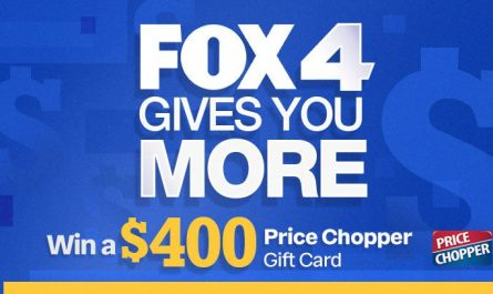 FOX 4 KC Four Gives You More Sweepstakes